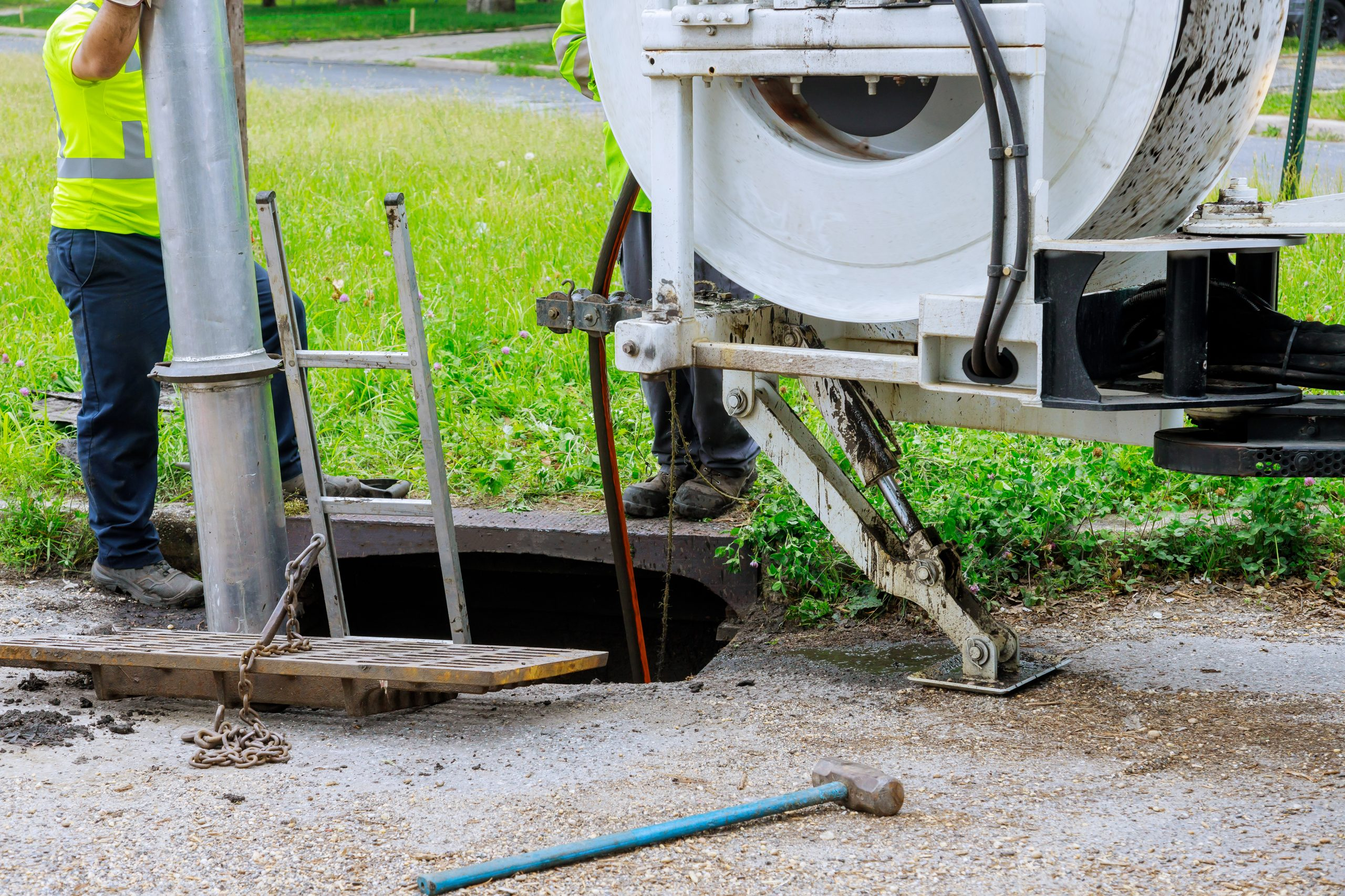 Septic Tank Leach Field Repair From Hero Services