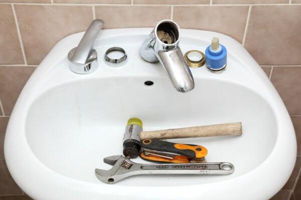 Faucet Repair - Hero Services