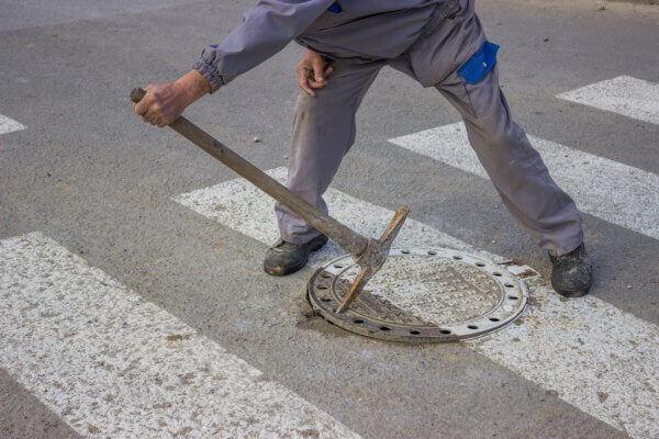Commercial Drain Repair & Repipe