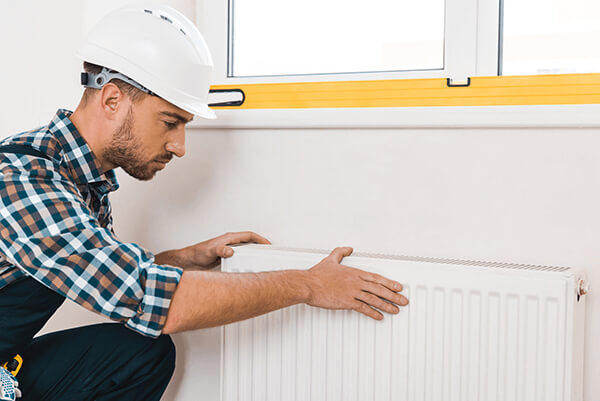 Commercial Heating System Replacement