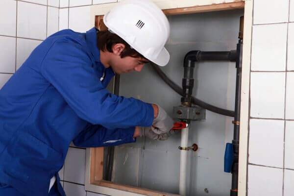 Commercial Leak Repairs