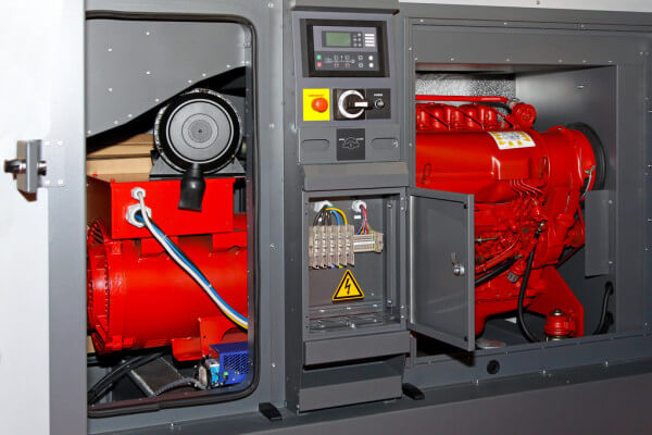Commercial Power Generator and Energy