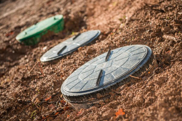 Commercial Septic Tank Locating