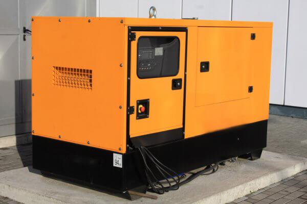 Gas Generator Installation