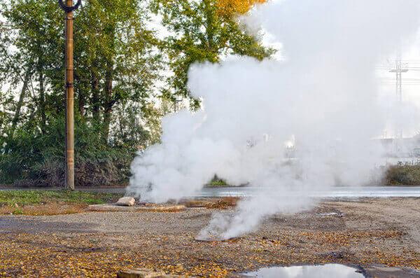 Sewer Smoke Test