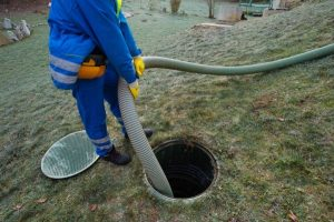 depositphotos 186728670 stock photo emptying household septic tank cleaning