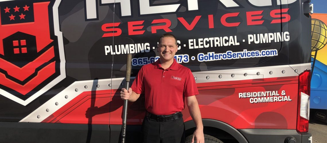 Hero Services Is A Great Company To Call For HVAC Service In Knoxville, Tennessee.